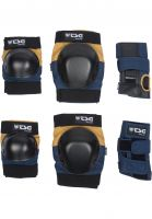 TSG Schoner-Sets Basic Protection Set nightblue-duskyellow Vorderansicht