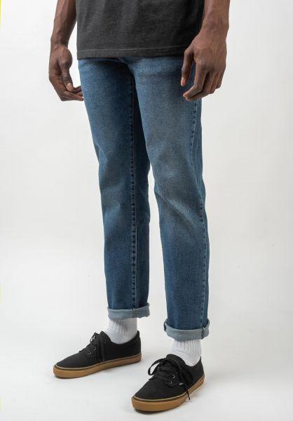 Reell Jeans Barfly retromidblue vorderansicht 0054336