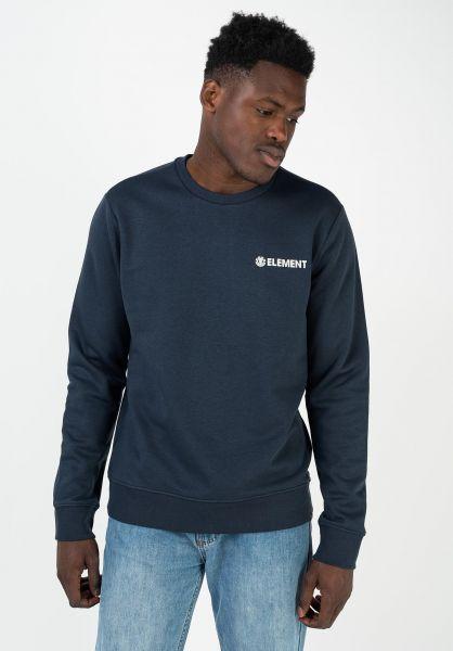 Element Sweatshirts und Pullover Blazin Chest eclipsenavy vorderansicht 0423043