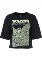 Volcom T-Shirts Super Stoned black Vorderansicht