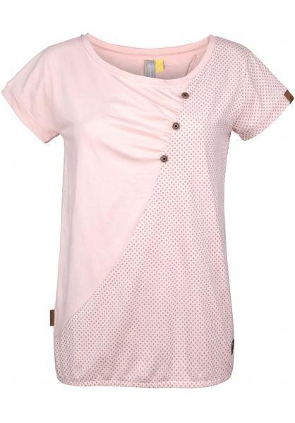 alife and kickin T-Shirts Zoe candy-circles vorderansicht 0399921