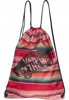 Vans Taschen Benched red-multicolored Vorderansicht