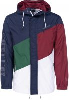 the-quiet-life-windbreaker-sierra-navy-hunter-burgundy-vorderansicht