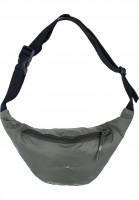 Cleptomanicx Hip-Bags Simplist darkolive Vorderansicht