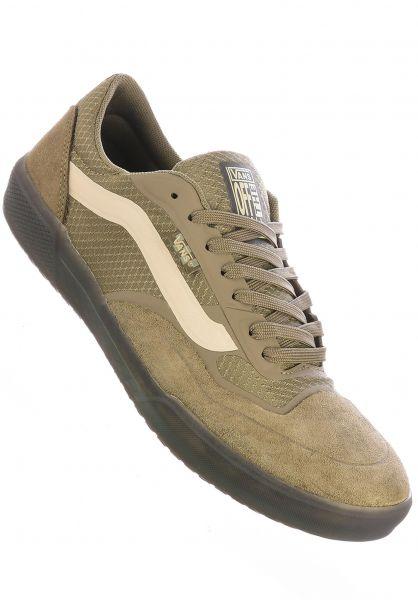 Vans Alle Schuhe Ave Pro coventgreen vorderansicht 0604646