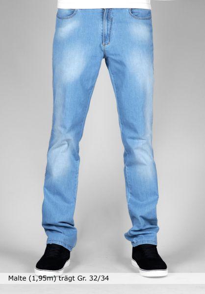 Reell Jeans Razor lightblue-flow Vorderansicht