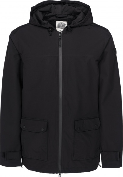 Reell Übergangsjacken All Season Jacket black Vorderansicht