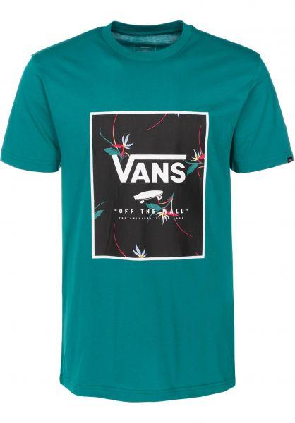 524936baa3 Vans T-Shirts Print Box quetzal vorderansicht 0397887
