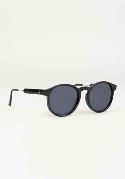 CHPO Sonnenbrillen Johan black-black vorderansicht 0590628