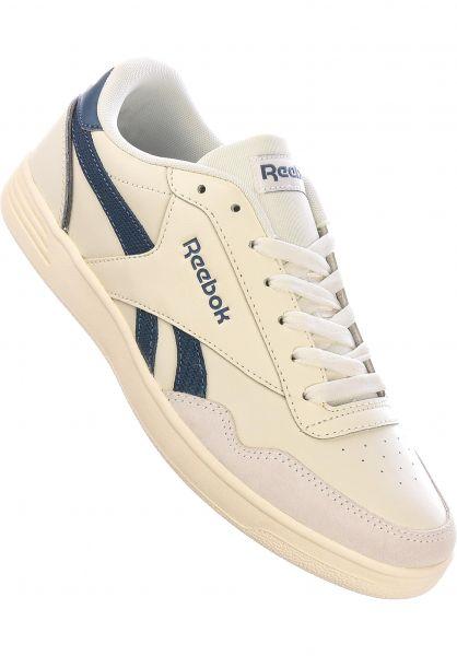 Reebok Alle Schuhe Royal Technique chalk-navy vorderansicht 0604980