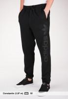 adidas-skateboarding Jogginghosen BB Sweatpant black-black Vorderansicht