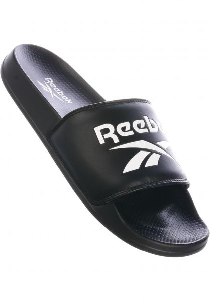 Classic Slide Reebok Sandals in black