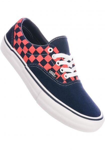Era Pro Vans All Shoes in checkerboard