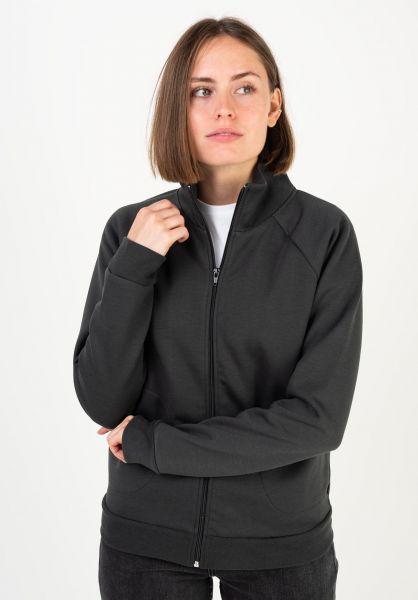 Forvert Sweatshirts und Pullover Mel darkgreen vorderansicht 0122732