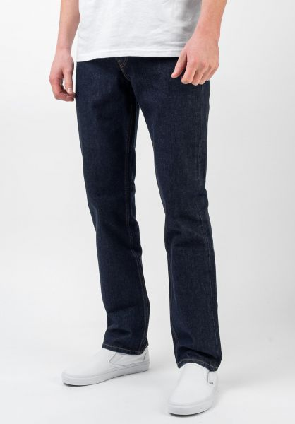Levis Skate Jeans 511 indigowarprinse vorderansicht 0520840
