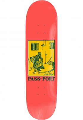 Passport Skateboards Little Help?