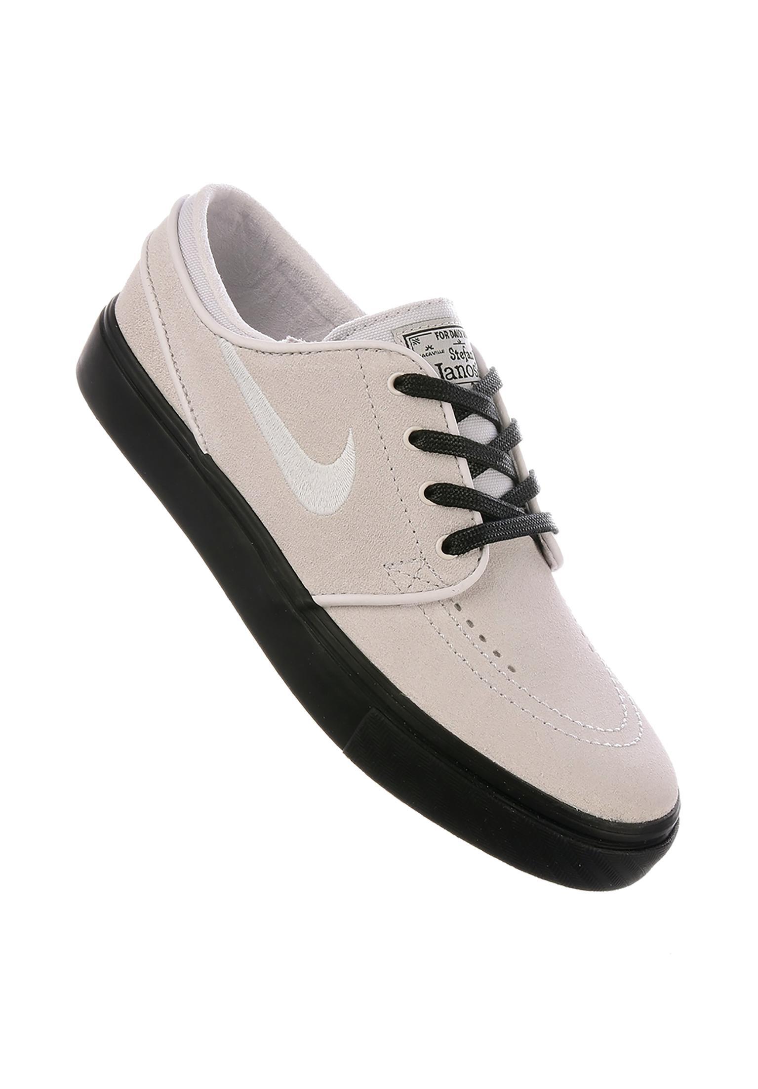 Zoom Stefan Janoski Wmn Nike SB Alle Schoenen in vastgrey-black voor Dames   07aa701b4