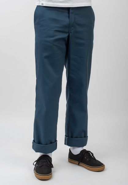 Dickies Chinos und Stoffhosen Original 874 Work Pant air-force-blue vorderansicht 0054860