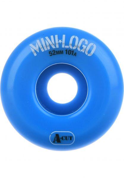 Mini-Logo Rollen A-Cut #2 101A multicolored Vorderansicht