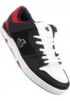 DVS Alle Schuhe Argon red-deegan Vorderansicht