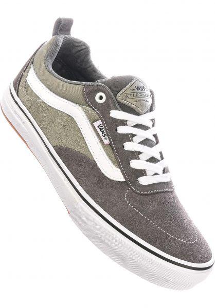 Vans Alle Schuhe Kyle Walker Pro granite-rock vorderansicht 0603976