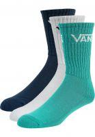 vans-socken-classic-crew-3-pack-porcelaingreen-vorderansicht-0631004