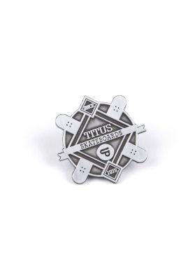 TITUS Emblem Pin