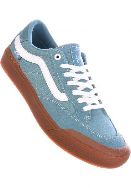 Vans Alle Schuhe Berle Pro smokeblue-gum vorderansicht 0604561