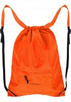 Forvert-Taschen-Neon-Lee-orange-Vorderansicht