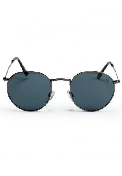 CHPO Sonnenbrillen Liam gunmetal-black vorderansicht 0590625