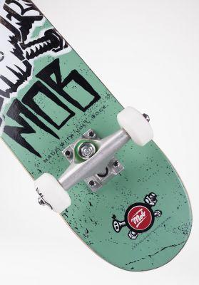 MOB-Skateboards Skull Stencil Micro
