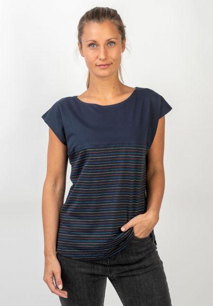 Forvert T-Shirts Dampit darknavy-multi vorderansicht 0398618
