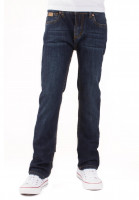 TITUS Hosen und Jeans Tube Fit Kids darkdenim-washed Vorderansicht