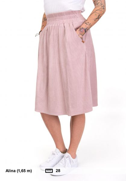 Plenty Humanwear Röcke Charlie lilac vorderansicht 0510239