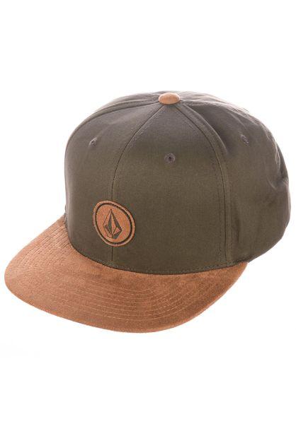 Volcom Caps Quarter Fabric wren vorderansicht 0564687