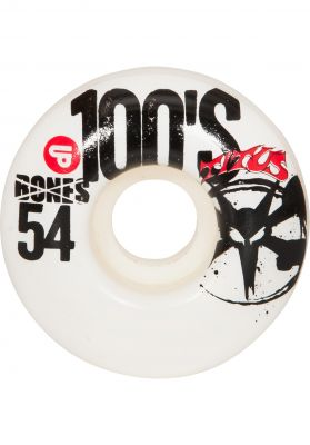 Bones Wheels 100's TITUS Collabo Lil Rat