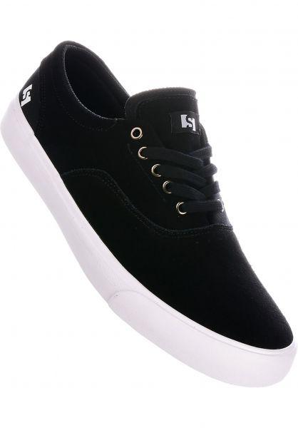State Alle Schuhe Pacifica black-white vorderansicht 0604528