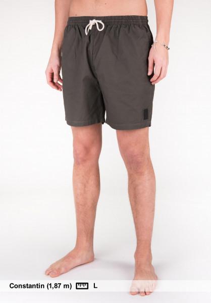 Forvert Shorts Perth olive Vorderansicht