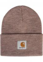 carhartt-wip-muetzen-acrylic-watch-hat-earthypinkheather-vorderansicht-0570844