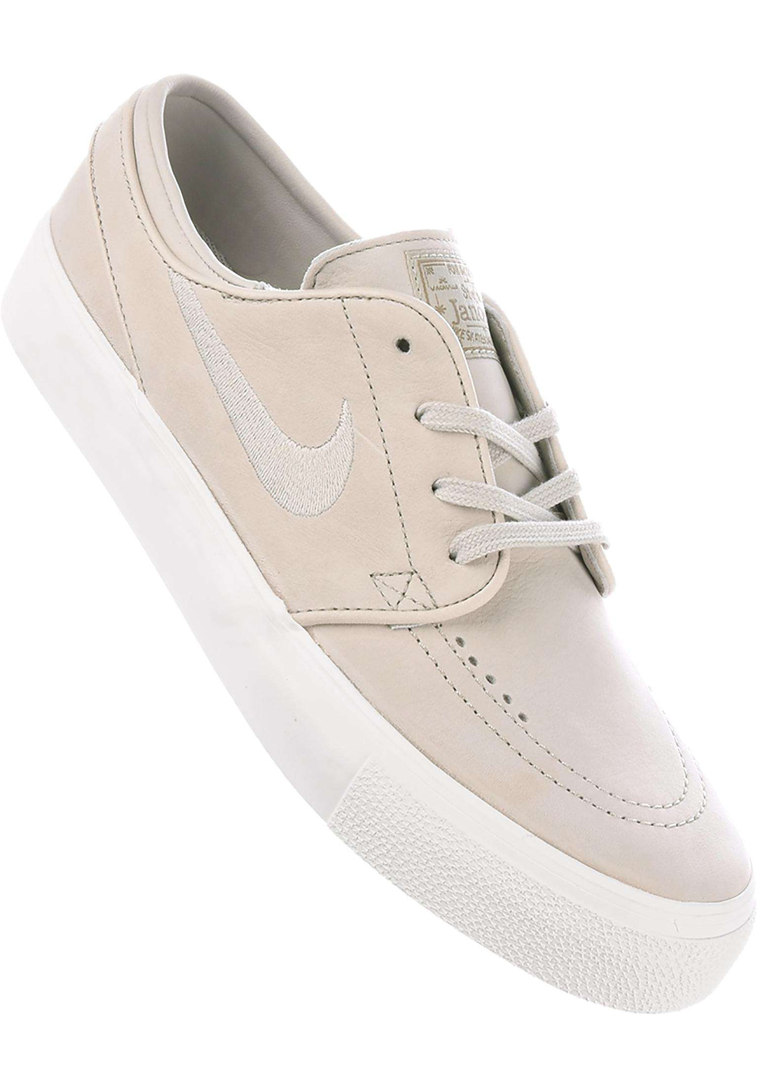 63a66311d Zoom Stefan Janoski HT Deconstructed Nike SB All Shoes in lightbone- summitwhite for Men