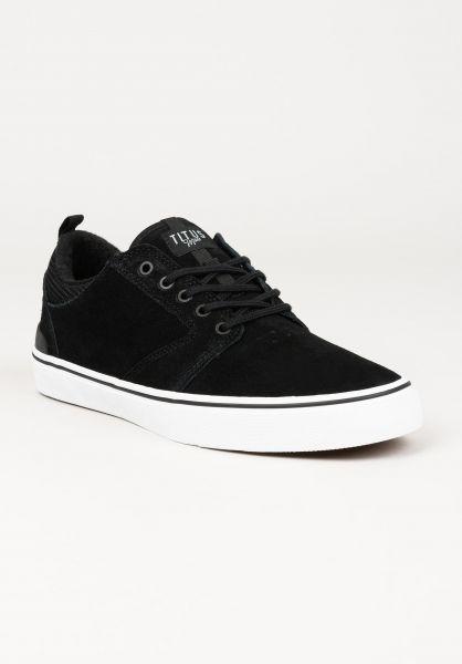 TITUS Alle Schuhe Manx black-white vorderansicht 0604303