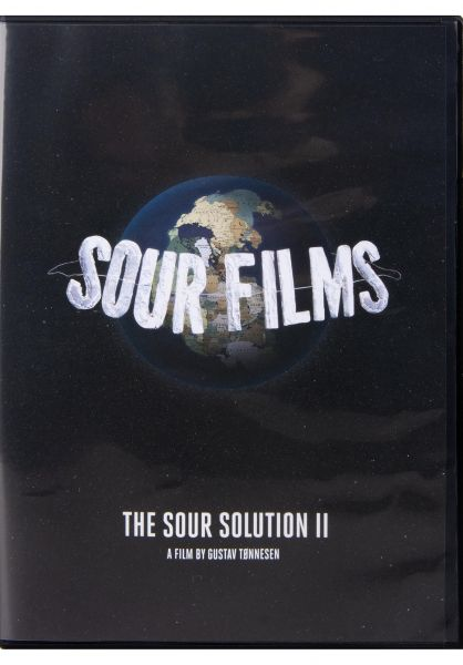 Sour Skateboards Verschiedenes The Sour Solution II no color vorderansicht 0972261