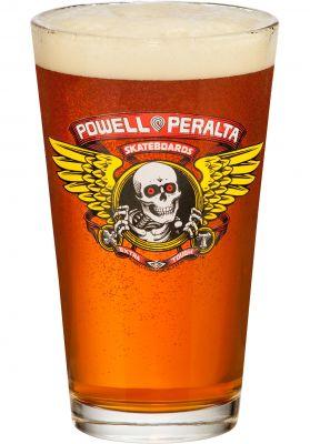 Powell-Peralta Winged Ripper Pint Glass
