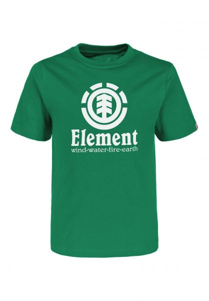 Element T-Shirts Vertical Kids amazon vorderansicht 0371465