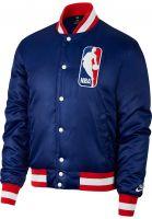 Nike SB Übergangsjacken x NBA Jacket Bomber deeproyal vorderansicht 0504333
