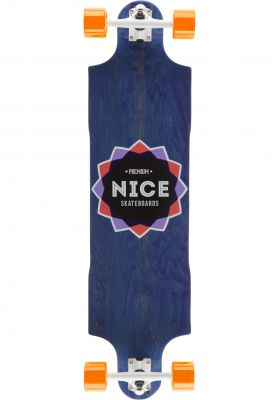 Nice Skateboards Icon Blue