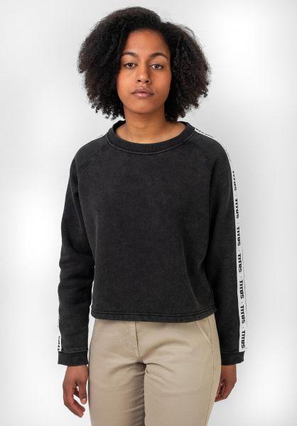 TITUS Sweatshirts und Pullover Aria black-washed vorderansicht 0422683