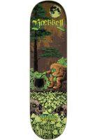 creature-skateboard-decks-baekkel-troll-green-brown-vorderansicht-0265557