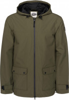 Reell Übergangsjacken All Season Jacket olive Vorderansicht