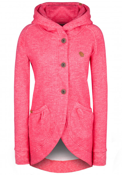 alife-&-kickin Sweatshirts und Pullover Mary B fuchsia Vorderansicht